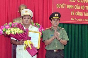 Bến Tre có tân Phó Giám đốc Công an tỉnh