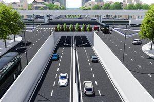 Cận cảnh thiết kế hầm chui Lê Văn Lương - vành đai 3 gần 700 tỷ đồng