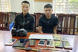 Hà Nội: Khởi tố 2 đối tượng chuyên đột nhập, trộm cắp trong các khu đô thị