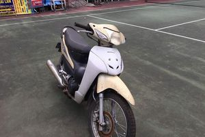 Công an quận Thanh Xuân tìm chủ sở hữu xe máy
