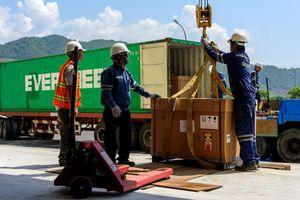 Đà Nẵng đón những lô hàng ươm tạo công nghệ cao đầu tiên