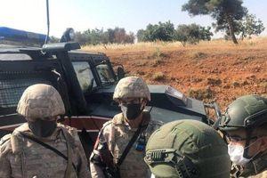 Nhiều binh sĩ Nga-Thổ Nhĩ Kỳ trúng bom khi tuần tra ở Syria