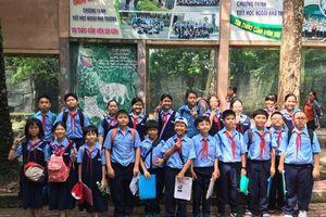 Trường THCS Nguyễn Văn Tố tuyển sinh theo cơ chế riêng
