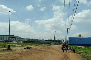 Đồng Nai: Nhiều sai phạm xây dựng chui khu công nghiệp 72 ha