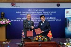 Việt Nam và Vương quốc Anh: hợp tác trong Chương trình Nâng cao Sức khỏe