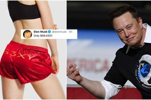 Elon Musk bán quần đùi cũng cháy hàng