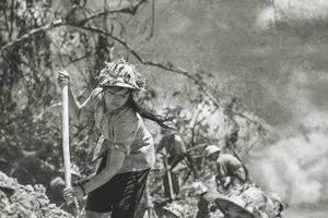 Thanh niên xung phong thời chống Mỹ qua ống kính Mầu Hoàng Thiết