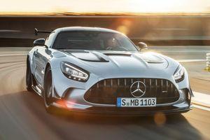 Mercedes-AMG GT Black Series - tái lập một huyền thoại