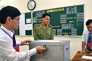 Quảng Ninh cách ly hội đồng ra đề thi, có an ninh giám sát