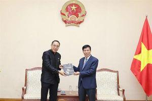 Hợp tác VHTTDL Việt Nam – Thái Lan sẽ được đẩy mạnh sau dịch Covid-19