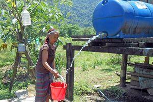 Giải 'bài toán' nước sinh hoạt vùng đồng bào dân tộc thiểu số