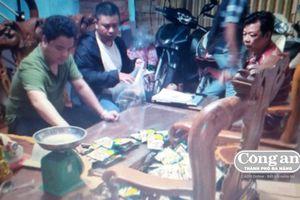 Bóc gỡ 'lò' sản xuất hàng giả lớn tại quận Thanh Khê