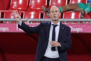 Real Madrid chạm một tay đến 'ngai vàng'