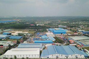 Nhiều sai phạm tại Cụm công nghiệp Phước Tân