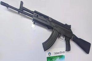 Súng trường tấn công mới của Việt Nam mang dáng dấp AK-15 lộ diện