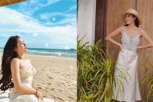 Gợi ý 10 mẫu váy diện đi biển xinh ngất ngây