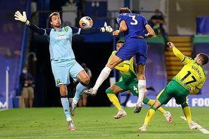Thắng nhọc nhằn trước Norwich, Chelsea củng cố vững chắc vị trí thứ 3