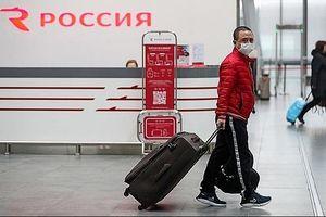 Nga quyết định dỡ bỏ quy định cách ly 2 tuần đối với người nhập cảnh