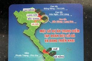 BOT Bắc Giang – Lạng Sơn nói gì về hình ảnh bản đồ Việt Nam trên thẻ thu phí?