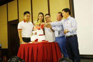 Ấm cúng mừng sinh nhật Báo Pháp luật Việt Nam tuổi 35