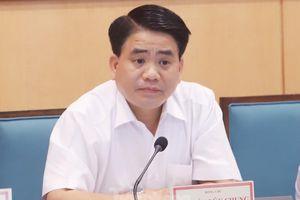 Chủ tịch Hà Nội yêu cầu lắp camera an ninh khép kín địa bàn các quận