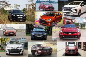 10 thương hiệu bán nhiều xe nhất Việt Nam tháng 6/2020