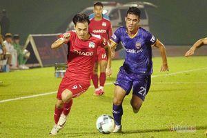 Top 5 bàn thắng vòng 9 V-League: Gọi tên Văn Toàn, Minh Tuấn