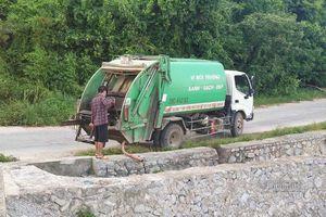 Công ty môi trường xả nước thải ra biển Cô Tô bị phạt 3 triệu