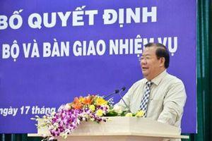 Ông Nguyễn Tăng Bính phụ trách công việc Chủ tịch UBND tỉnh Quảng Ngãi