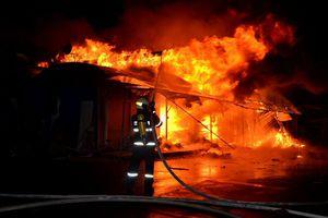 Điều tra nguyên nhân vụ hỏa hoạn khiến 3 người bị thương