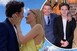 Vợ chồng David Beckham tính mua nhà ở London làm quà cưới cho con trai