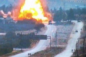 Chiến sự Syria: Liều lĩnh đánh bom đoàn xe Nga và Thổ Nhĩ Kỳ ở Idlib, phiến quân đối diện với đòn trả đũa khốc liệt
