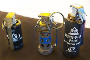 Mỹ phát triển lựu đạn chuyên dụng mới
