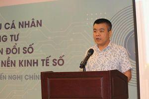 Kiến nghị xây dựng Chiến lược quốc gia về dữ liệu và Luật bảo vệ dữ liệu cá nhân