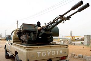 LNA chuẩn bị cho trận chiến lớn tại thành phố Sirte