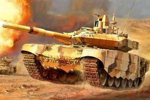 'Anh lớn' Bắc Phi mua 500 tăng T-90 để càn quét lính Thổ Nhĩ Kỳ ở Libya?