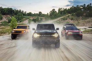Ford Bronco Sport 2021 chính thức ra mắt, giá hơn 650 triệu