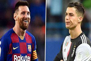 Messi 'vô hại' 3 mùa cũng vẫn có hiệu suất tốt hơn Ronaldo