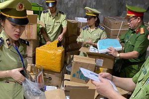 Hà Giang: Kinh doanh hàng hóa nhập lậu chủ hàng bị xử phạt 105 triệu đồng