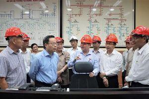 Đoàn công tác Quốc hội khảo sát an ninh nguồn nước tại Thủy điện A Vương