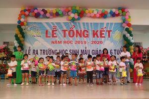 Trường Mầm non Họa Mi Nha Trang tổng kết năm học 2019-2020