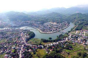 Thị trấn Tiên Yên mở rộng được công nhận là đô thị loại IV