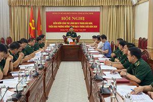 BĐBP tỉnh: Triển khai nhiệm vụ 6 tháng cuối năm