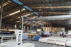 Doanh nghiệp vật liệu xây dựng lấy lại đà hồi phục sau đại dịch