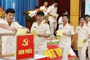 Đại hội đại biểu Đảng bộ Công an Hà Tĩnh lần thứ XIV, nhiệm kỳ 2020 - 2025