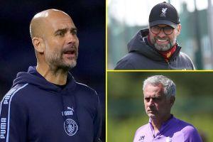 Man City thoát án phạt, Guardiola 'đấu khẩu' với Klopp và Mourinho