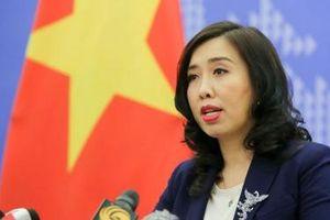 Quan điểm của Việt Nam trước tuyên bố của Hoa Kỳ về Biển Đông