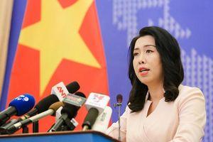 Mỹ bác loạt yêu sách của Trung Quốc tại Biển Đông, Việt Nam lên tiếng
