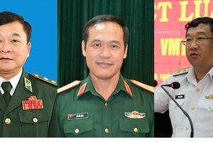 3 tân Thứ trưởng Bộ Quốc phòng là ai?