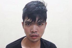 Tạm giữ hình sự kẻ cướp tiệm vàng ở Hà Nội